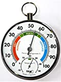 Climate Buddy Thermometer-Hygrometer Air Condition Monitor