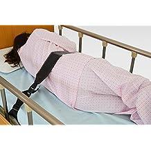 MEYLEE Cama de cuidado de cama para ancianos Cinturón de sujeción para riñón para uso con