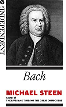 Bach: The Great Composers par [Steen, Michael]