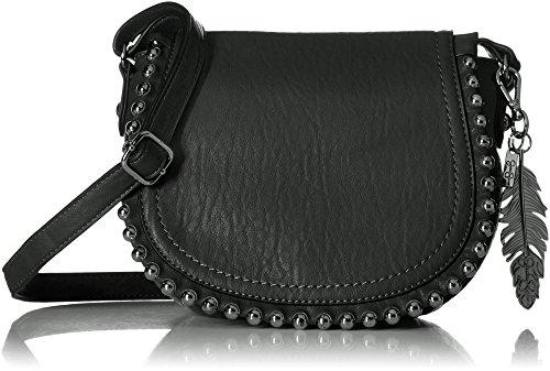 Jessica Simpson Camile Flap Xbody, Black By Fancy Jessica Simpson