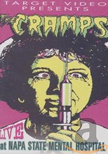 Cramps - Live at Napa State Mental Hospital (State Hospital)