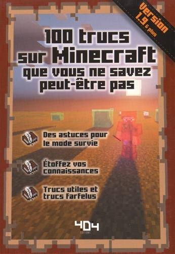 Vignette du document 100 trucs sur Minecraft que vous ne savez peut-être pas