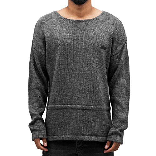 Bangastic Homme Hauts / Pullover Oversize Knit II Gris