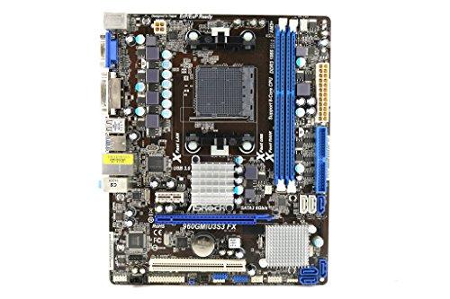 ASRock 960GM/U3S3 FX Sockel AM3+ Mainboard (PCI-e, 2x DDR3, 1866MHz, SATA III) BULK