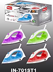 iNEXT Steam Iron/Spray Iron/Dry Electric Iron 1200W-IN701ST1 by Indus Emart.