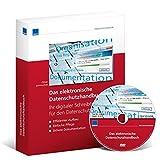 Das elektronische Datenschutzhandbuch, CD-ROM Ihr digitaler Schreibtisch für alle Aufgaben im Datenschutz. Effizienter Aufbau - Einfache Pflege - Sichere Dokumentation. Laufzeit bzw. Nutzungsdauer ohne Updates/Ergänzungen: 12 Monate