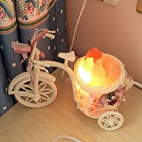 CLG-FLY Lampade di biciclette creativo, lampada decorativa camera da letto camera da letto lampada notte luce lampada da comodino,