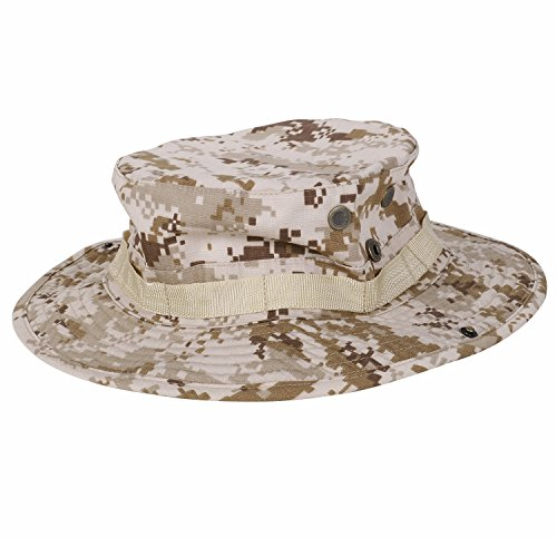 TOOGOO Sombrero Camuflaje Sombrero Proteccion Solar