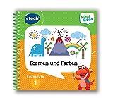 VTech 80-480504 - Magibook - Lernstufe 1 - Formen und Farben von VTech