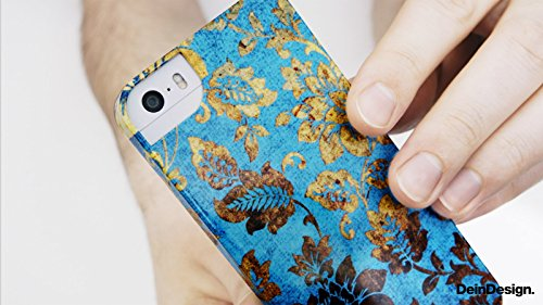 Apple iPhone X Silikon Hülle Case Schutzhülle Leopard Fell Bunt Premium Case matt