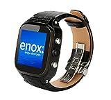 Enox WSP8802 40GB Speicher Android 4.4 Smartwatch Handyuhr SIM Karten