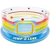 Intex 48264NP, Intex 48264NP - Jump-O-Lene Ring Bouncer, transparent