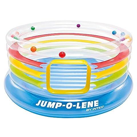 Jump-O-Lene Transparent Ring Bouncer