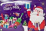 Cadbury Dairy Milk Advent Calendar Chocolate, 200 g