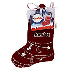 Idea Regalo - Kinder Happy Snack - calza Befana