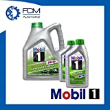 Olio motore Mobil1 ESP Formula 5W-30 Fully Synthetic 5W30 6 L