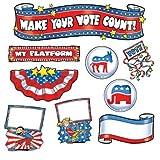 Machen Sie Ihr Vote Zählen Mini Bulletin Board