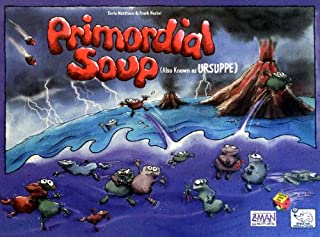 Z-Man Games 7001 - Primordial Soup, Ursuppe (B000I3NT2U) | Amazon price tracker / tracking, Amazon price history charts, Amazon price watches, Amazon price drop alerts