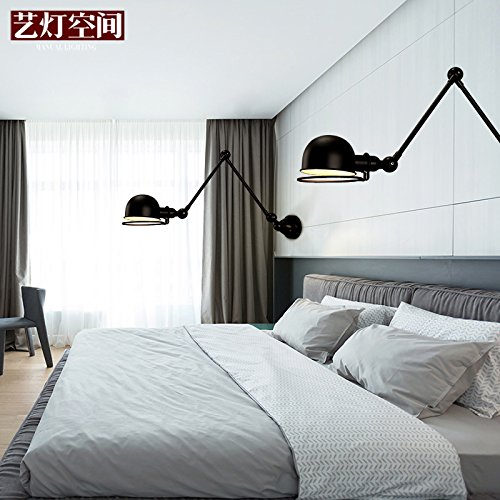 American village wall lights industrial wind loft bedroom bed iron american village wall lights industrial wind loft bedroom aloadofball Images