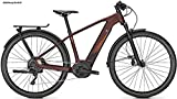 Focus Jarifa² Active Equipped 29R Bosch Trekking Elektro Fahrrad 2018 (RH 52 cm/29 Zoll, Havannabrown Matt)
