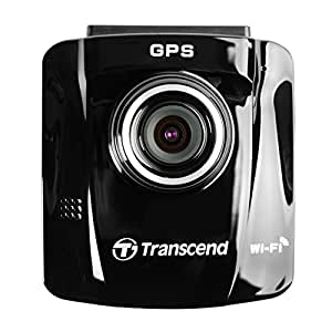 Transcend 16GB Drive Pro 220 Car Video Recorder with GPS