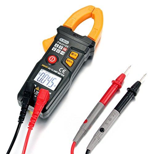 Dr.Meter multímetro (con voltaje y corriente alterna Clamp Digital Au