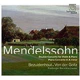 Mendelssohn : Concerto pour piano - Concerto pour piano et violon