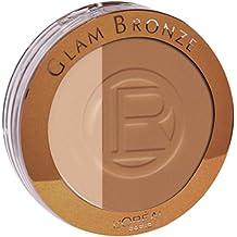 L'Oreal Paris Polvo Bronceador Glam Bronze Duo Sol Pieles Claras 101