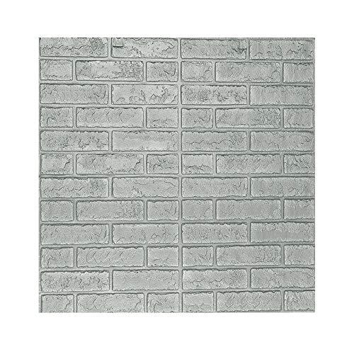Preisvergleich Produktbild HARRYSTORE 3D Tapeten Stein Stein Rustikalen Effekt Selbstklebende Wandsticker Einrichtung
