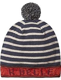 Scotch & Soda Knitted Intarsia Hat, Bonnet Fille
