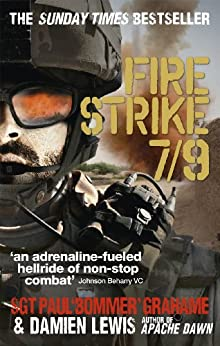 Fire Strike 7/9 von [Grahame, Paul 'Bommer', Damien Lewis]