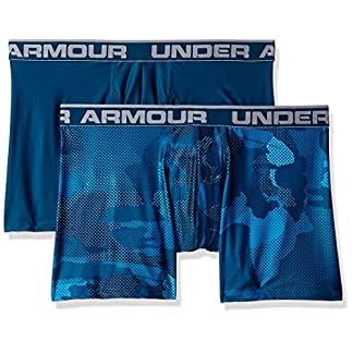 Under Armour O-Series 6in Boxerjock 2pk Novelty – Ropa Interior Hombre