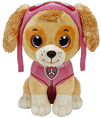 Ty Patrulla Canina Skye 15 cm (41210TY) (United Labels Ibérica de United Labels Ibérica