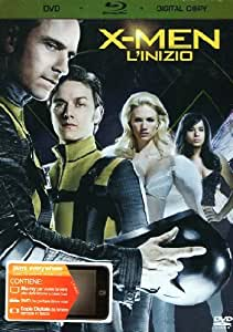 X-Men - L'inizio (+blu-ray)