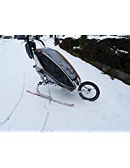 Thule Chariot /Rossignol Skier für Fahrradanhänger
