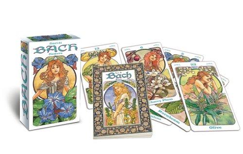 Bach Flower Inspirational Cards - 9780738721842