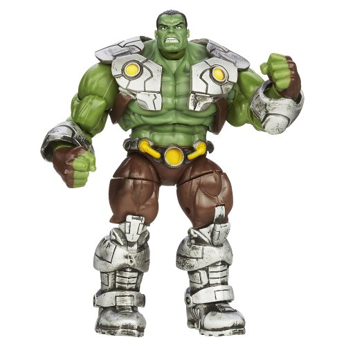 Hulk Marvel Infinite Series Action Figure Picture