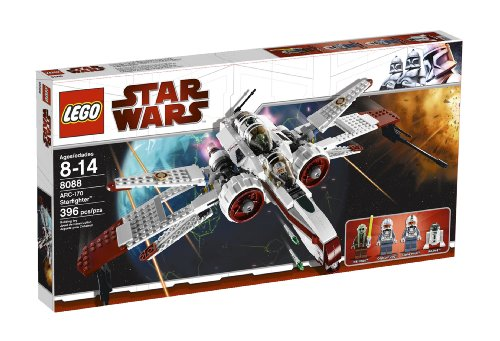 LEGO Star Wars 8088 - ARC-170 Starfighter - Wars Star 2010 Legos