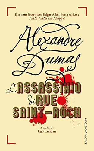 L Assassinio Di Rue Saint Roch Italian Edition Ebook Alexandre