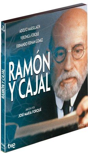 Ramon y Cajal [DVD] 51n9aLUkgwL