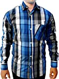 Purnima Men's Casual Shirt (100160_Multi...