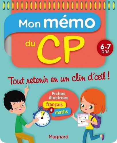 Mon Memo du CP 6 7 Ans par Morgane Céard