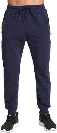 Tansozer Pantaloni Sportivi Uomo con Tasche