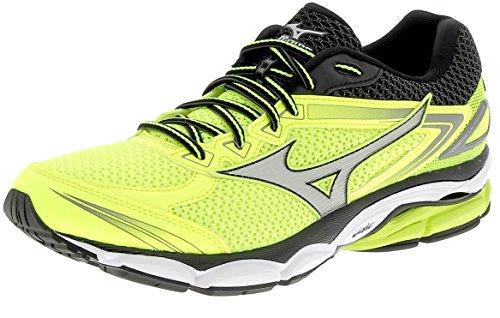 mizuno-wave-ultima-chaussures-de-running-homme-multicolore-safetyyellow-silver-black-43-eu