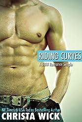 Riding Curves (A BBW Romance Single) (English Edition)