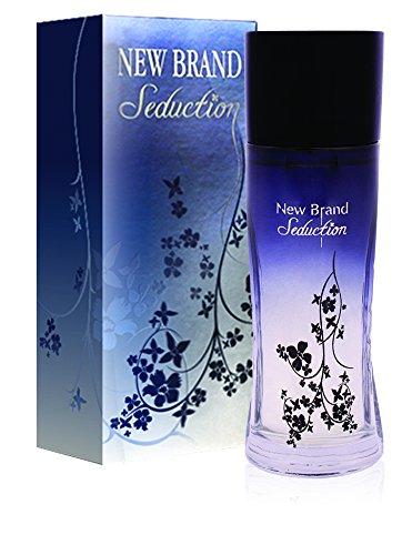 New Brand Eau de parfum Seduction pour femme, 1 x 100 ml