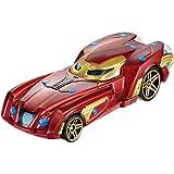#4: Hot Wheel Marvel Char Car Assortment, Multi Color