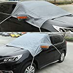 """KIPIDA Car Back Seat Organiser, 2 Pack Kick Mats Car Organisers Seat Back Protectors Cover with 9.7"""" iPad Tablet Touch Screen Holder Multi Pockets for Kids Toys Bottles Snacks"""