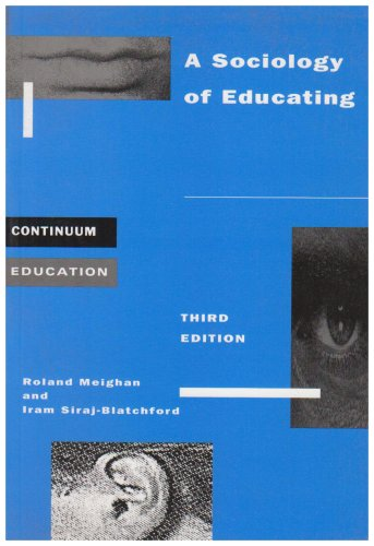Sociology of Educating
