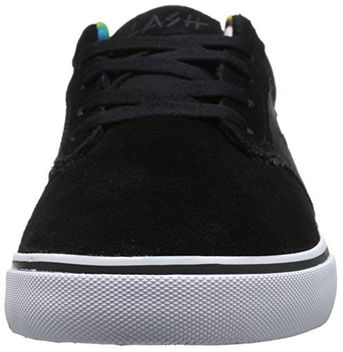 Rollers chuh Fallen Slash Skate Shoes Schwarz